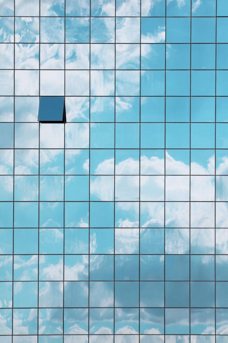 קירות מסך אלומיניום