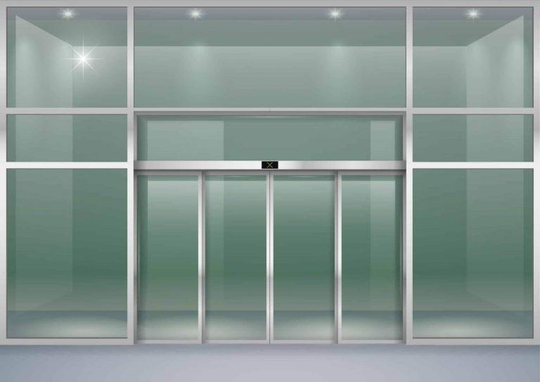 זכוכית אמבט