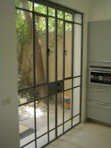 דלת בלגית למרפסת