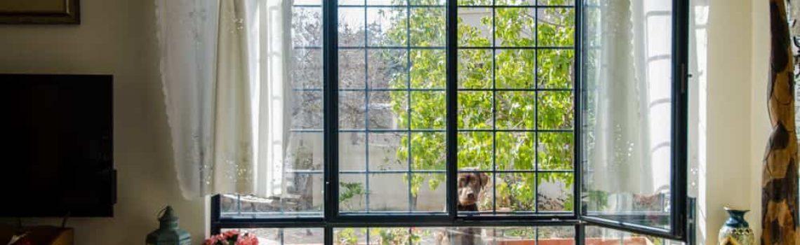 חלון מעוצב