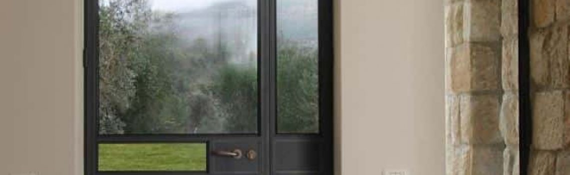 דלת כניסה בלגי